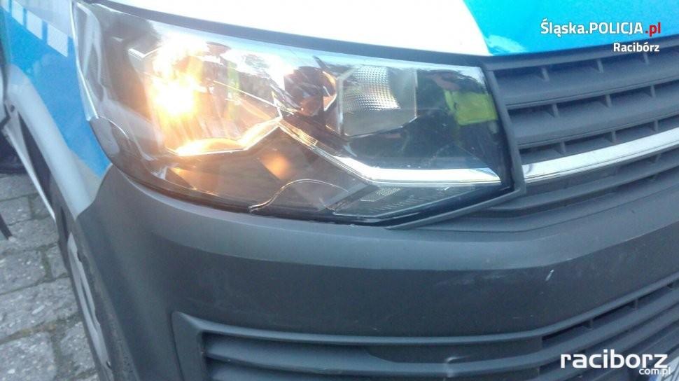 Policja Racibórz: Pościg za pijanym kierowcą