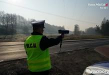 Racibórz: Policja podsumowała weekend z akcją Prędkość