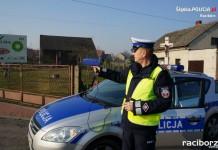 """Policja Racibórz: Weekend z akcją """"Prędkość"""""""