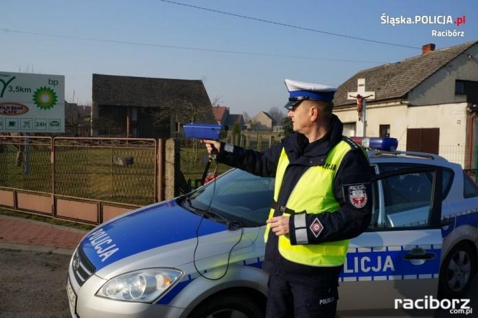 Policja Racibórz: Weekend z akcją