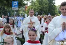Prymicje księdza Łukasza Klęczara z parafii WNMP