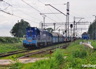 Przejazd kolejowo-drogowy na ul. Szkolnej w Chałupkach