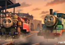 Tomek i przyjaciele: Wielki wyścig