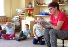 Wiosenne czytanie dla przedszkolaków w Bojanowie i Pietraszynie