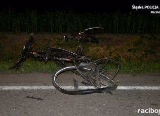 Nie żyje dwóch rowerzystów. Tragiczny wypadek na trasie Samborowice-Racibórz