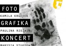 "wystawa foto i grafika ""Obecne"" galeria OBOK"