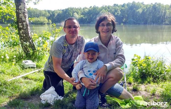 Rodzinne zawody wędkarskie na Babiczoku