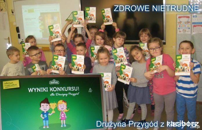 3 tys. zł w nagrodę dla szkoły w Nędzy