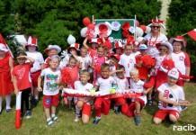 Dzień Dziecka w Nędzy w biało-czerwonych barwach!