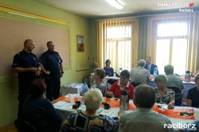 """Bezpieczny Senior "" Kużnia Raciborska MOPS"