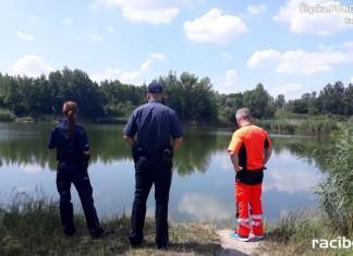 """kontrole zbiorników wodnych w ramach działań ,,Kręci mnie bezpieczeństwo nad wodą"""""""