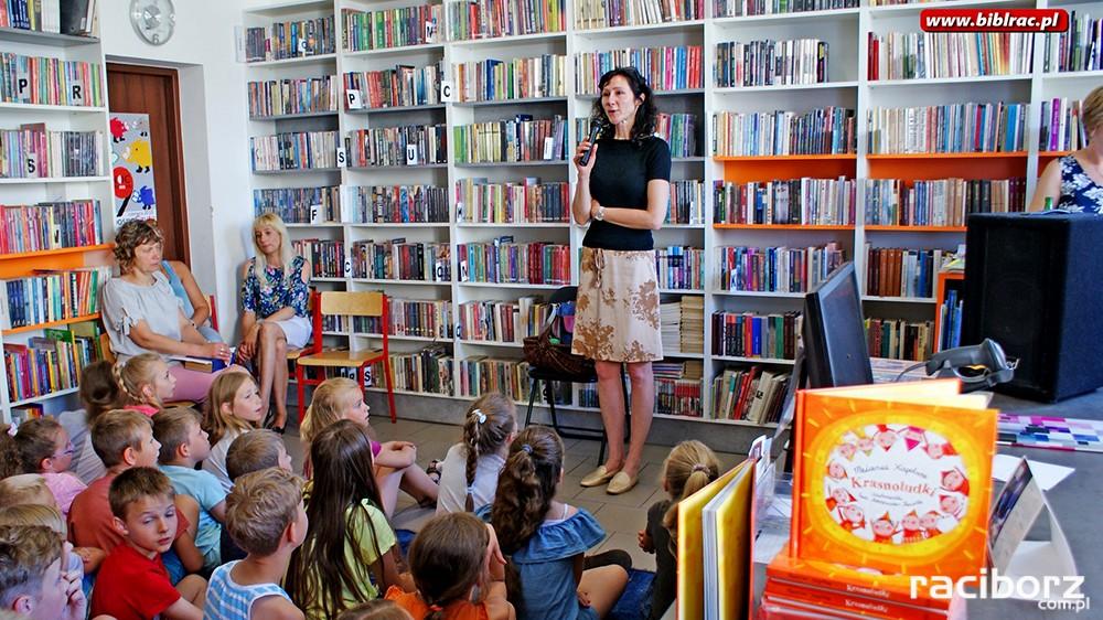 Wielka liga młodych czytelników: Melania Kapelusz