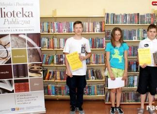 """Konkurs """"Dziedzictwo"""" Christophera Paoliniego w raciborskiej bibliotece"""
