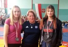 Weronika Szewczyk i Natalia Duksa ze srebrnymi medalami mistrzostw Polski