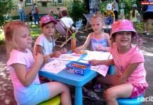 Piknik Sąsiedzki w Ogródku Jordanowskim