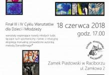 """Racibórz: """"Spontaniczne ekspresje"""" - wernisaż wystawy na Zamku Piastowskim"""