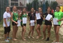 Powiatowy Turniej Plażówki Dziewcząt i Chłopców o Puchar Dyrektora SP 18
