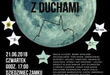 Racibórz, Zamek Piastowski: Zamkowa noc z Duchami
