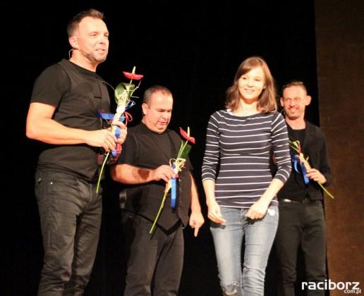 Kabaret Ani Mru Mru wystąpił w Raciborskim Centrum Kultury