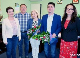 Powierzenie stanowisk dyrektora szkoły w Rudach i Kuźni Raciborskiej