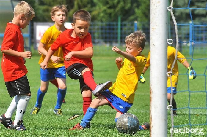 Piłkarski Dzień Dziecka w Krzanowicach