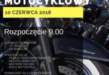 Zawody gymkhana w ramach I Raciborskiego Festynu Motocyklowego Racibórz