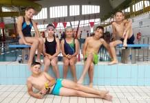 Egzamin z nauki pływania