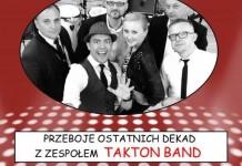 Racibórz: Letnia Potańcówka na Przystani Kajakowej z Takton Band