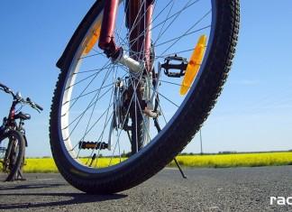 obowiązki rowerzystów - raciborska drogówka przypomina