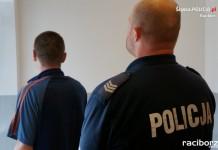Kuźnia Raciborska: Policjanci zatrzymali sprawcę rozboju