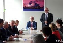 cykliczne posiedzenie konwentu starostów województwa śląskiego