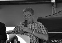Śp. Herbert Dengel. Fot. Zamek Piastowski w Raciborzu