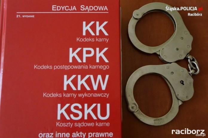 Racibórz: Policja zatrzymała sprawców kradzieży z włamaniem do altanki