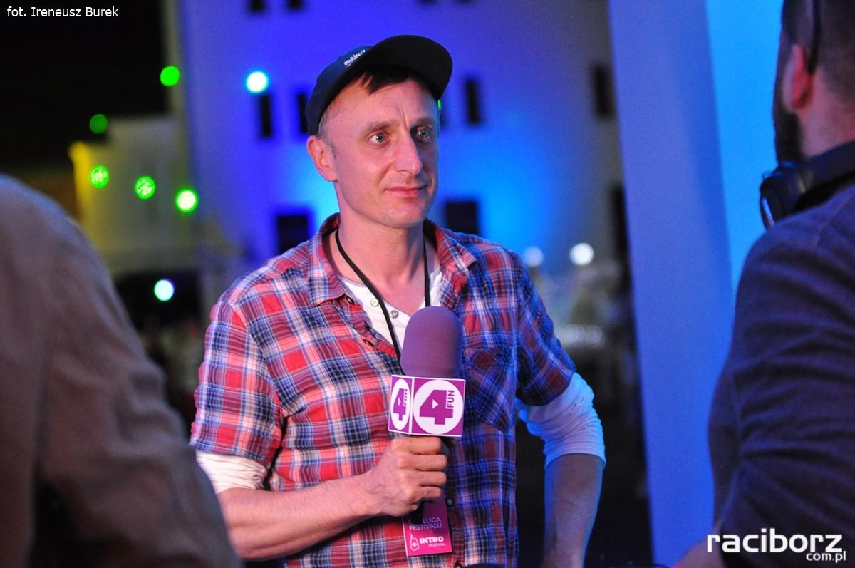 Wywiad z Odyseuszem Olbińskim - pomysłodawca i organizatorem Intro Festival