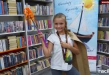 Akademia małego czarodzieja w raciborskiej bibliotece