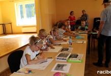 Pałac w Rzuchowie - konkurs plastyczny
