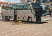 ambulans Centrum Krwiodastwa Racibórz
