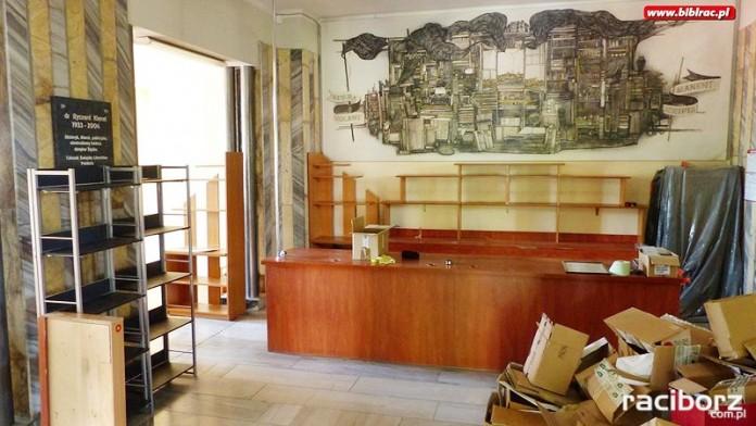 Biblioteka przy Kasprowicza przejdzie gruntowny remont