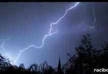 Powiat raciborski: Synoptycy ostrzegają przed burzami z gradem