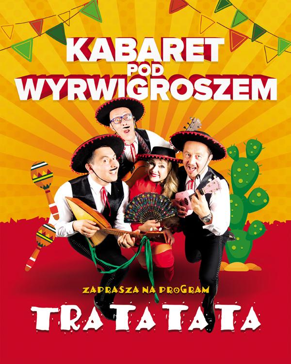 RCK Racibórz: Kabaret pod Wyrwigroszem