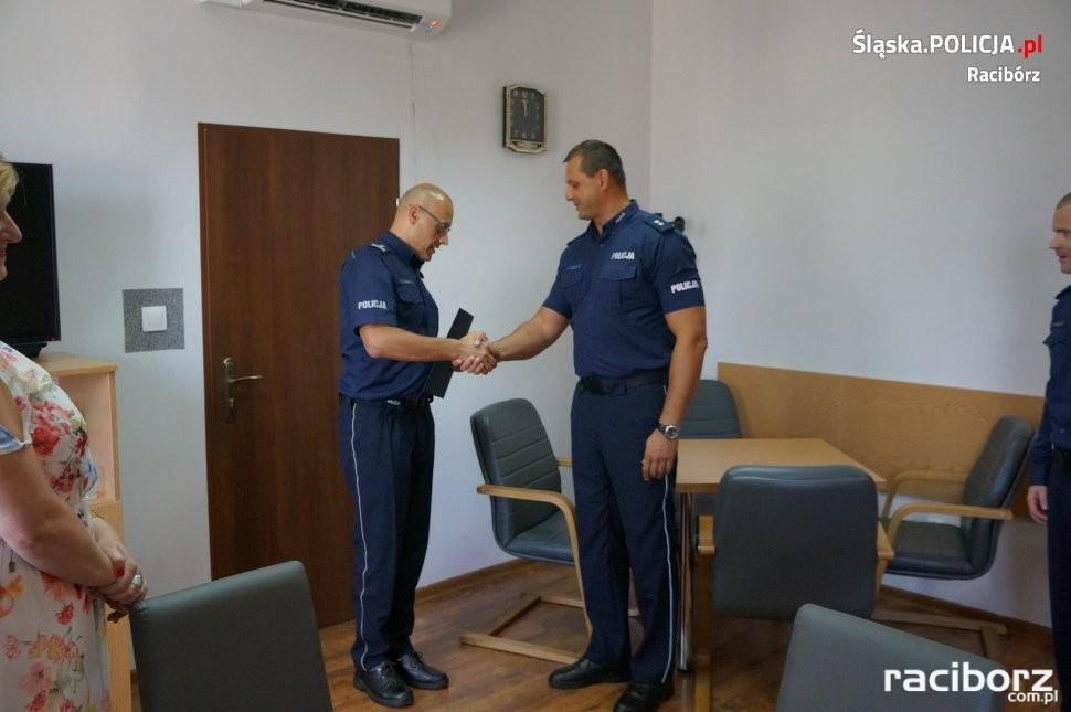 Policja: Nowy Zastępca Komendanta w Kuźni Raciborskiej