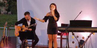 Koncert KAEYRA & Wojciech Świerczyna na przystani kajakowej