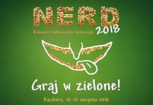 Racibórz: NERD 2018. Graj w zielone
