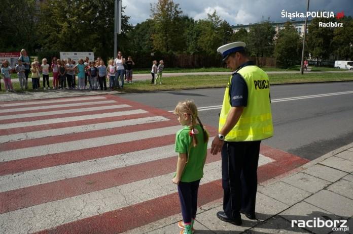 Racibórz: Policyjne działania pn. Niechronieni Uczestnicy Ruchu Drogowego