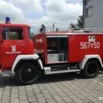 osp Wojnowice przetarg samochodu pożarniczego