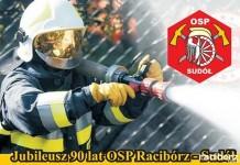 OSP Racibórz - Sudół świętuje 90-lecie
