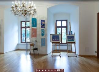 Racibórz: Nowe panoramy sferyczne 360° na zamkowej stronie internetowej