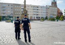 Raciborska policja dostanie od miasta pieniądze na dodatkowe patrole