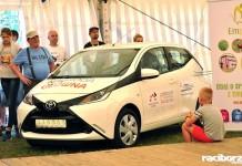 Toyota Aygo była również nagrodą w minionej edycji półmaratonu