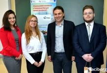 Instytut Neofilologii PWSZ w Raciborzu zakończył I etap programu Pilotażowych Praktyk Zawodowych